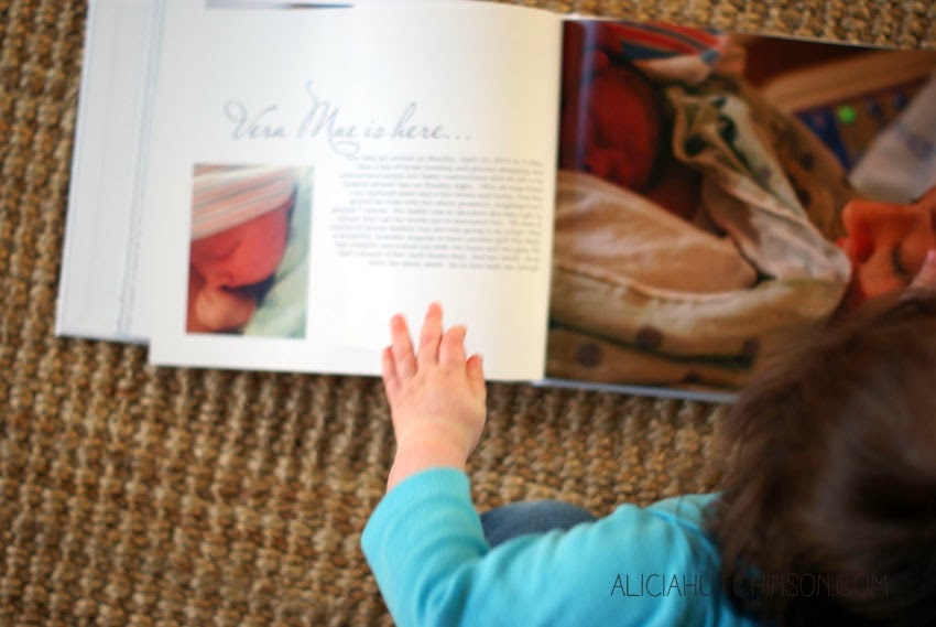 How to make a family yearbook with your family photos