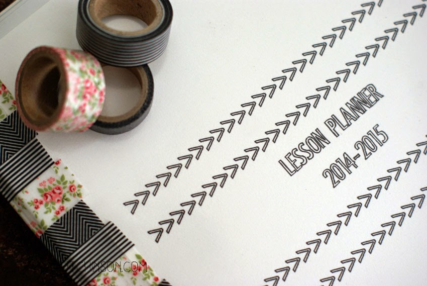 How to create a custom homeschool planner