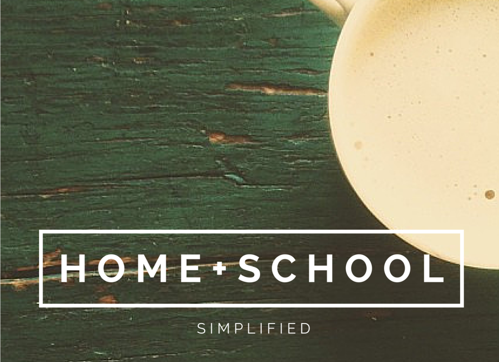 HOME AND SCHOOL SIMPLIFIED