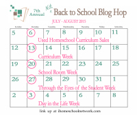 http://www.ihomeschoolnetwork.com/project/curriculum-week-2015/