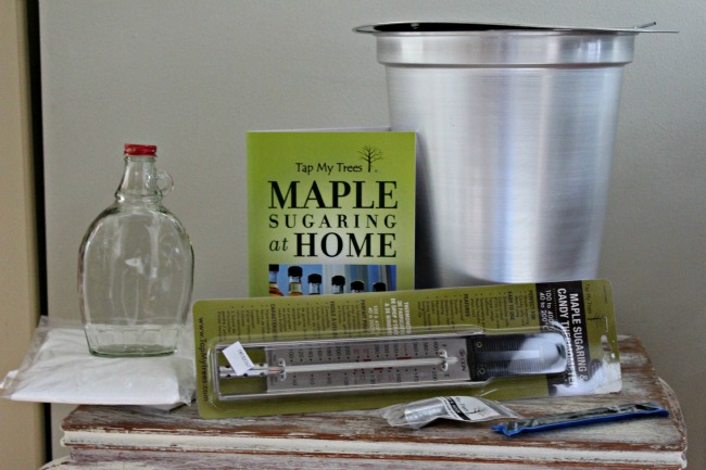 Unit study idea: Maple Sugaring at home