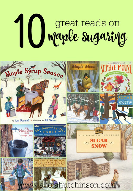 Book list about Maple Sugar collecting