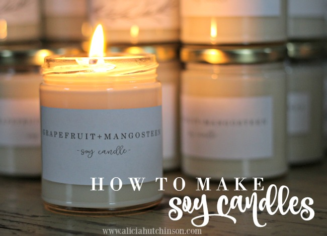 Superior How To Make Soy Candles