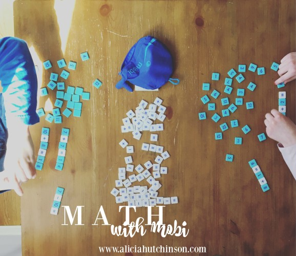 Math game for all ages: Mobi Math from Timberdoodle