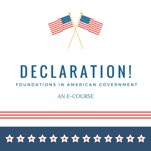 American government for kids ecourse