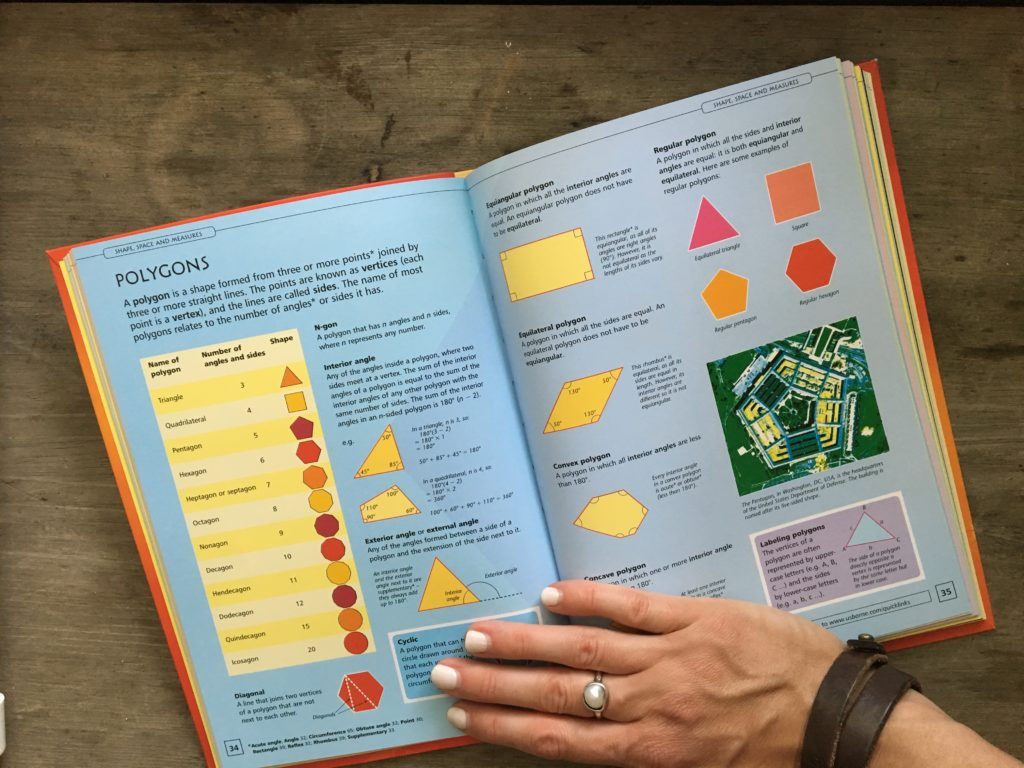 MATH WITH USBORNE BOOKS - LEARNING WELL COMMUNITY