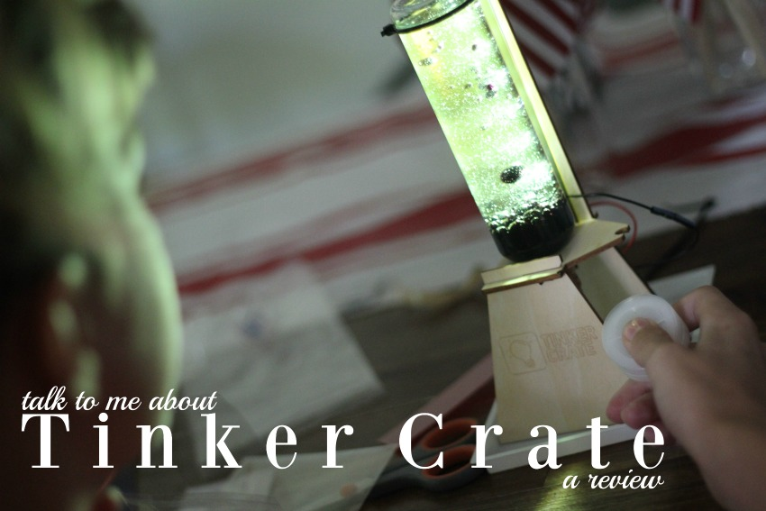 Ever wonder if Tinker Crate was worth it? Here's my honest review in quick and easy bullet points.