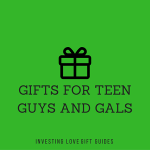 Ten fun and unique gifts for the teen girls and guys on your Christmas list.