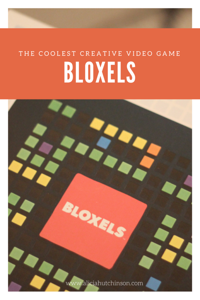 A review of my new favorite creative video game. Bloxels.