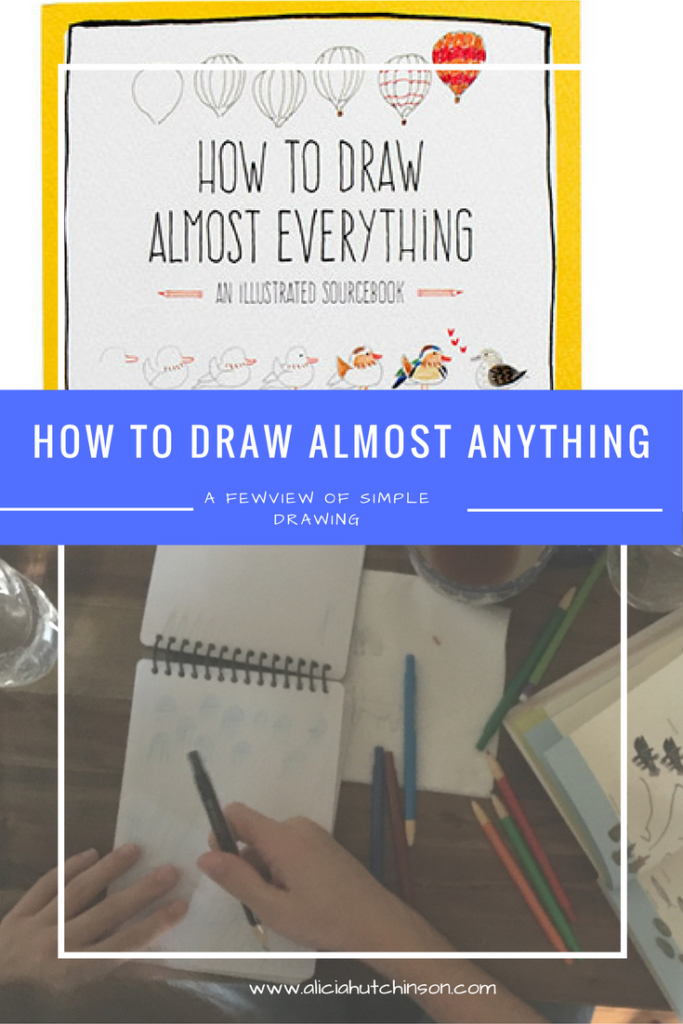 How to draw almost anything