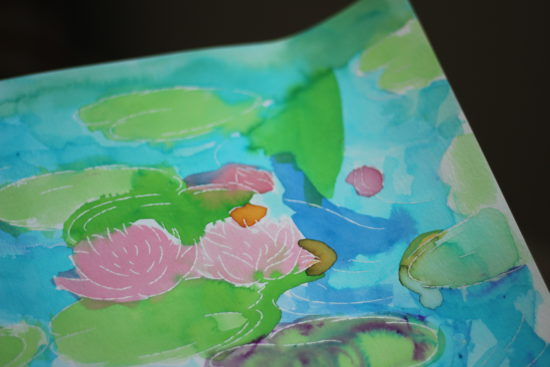 Aquarelle: An excellent tool for watercolor beginners!