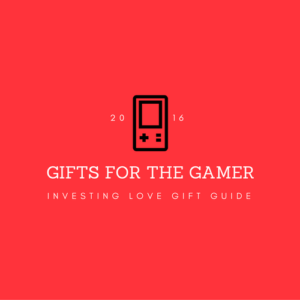 Need some gifts for your gamer? Here's some ideas that you might not have thought of!