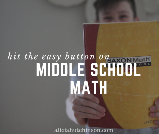 Hitting the easy button on middle school math with Nicole the Math Lady!