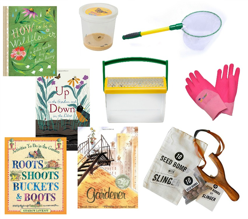 Your ultimate guide to easter basket goodies alicia co nature gardening gifts for easter baskets negle Images