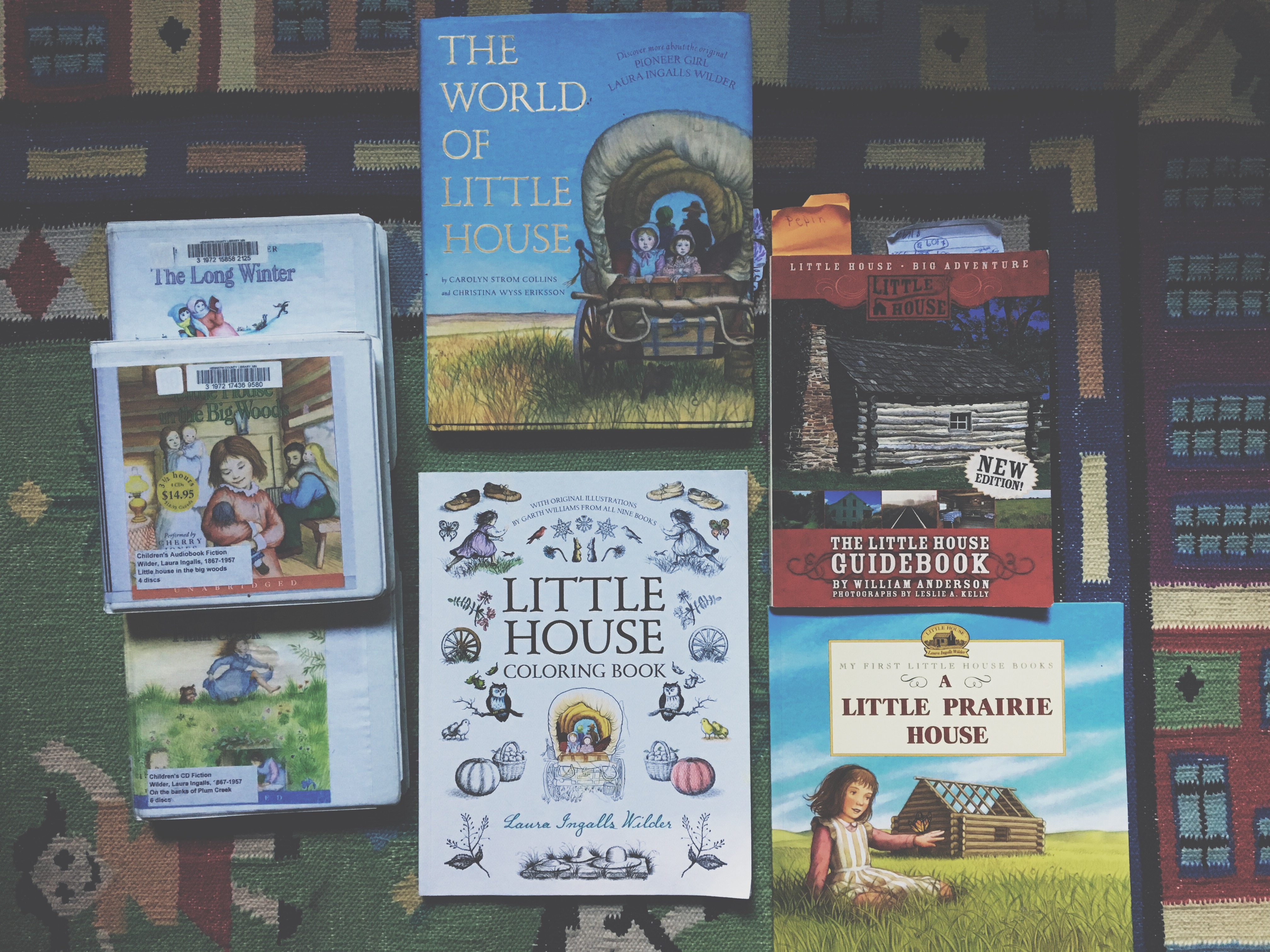 A quick list of our very favorite Laura Ingalls Wilder resources.