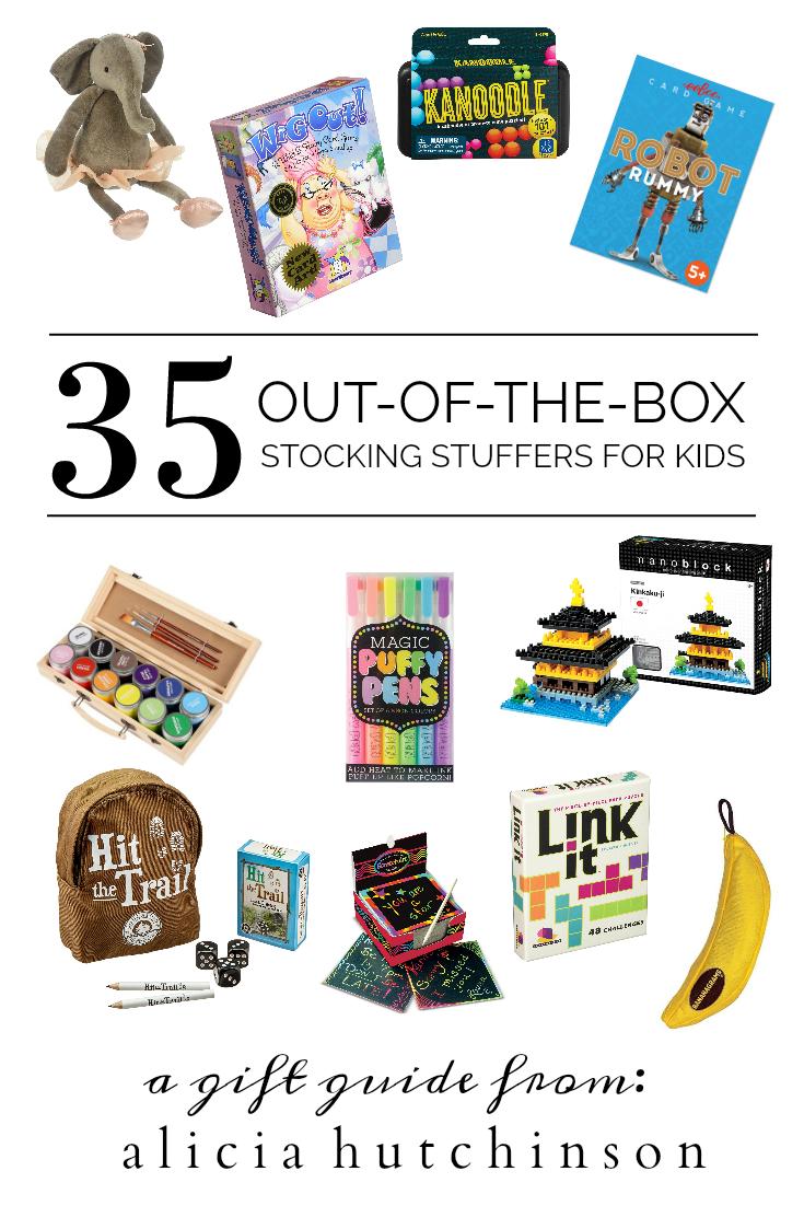 35 Unique Stocking Stuffers For Kids Alicia Co