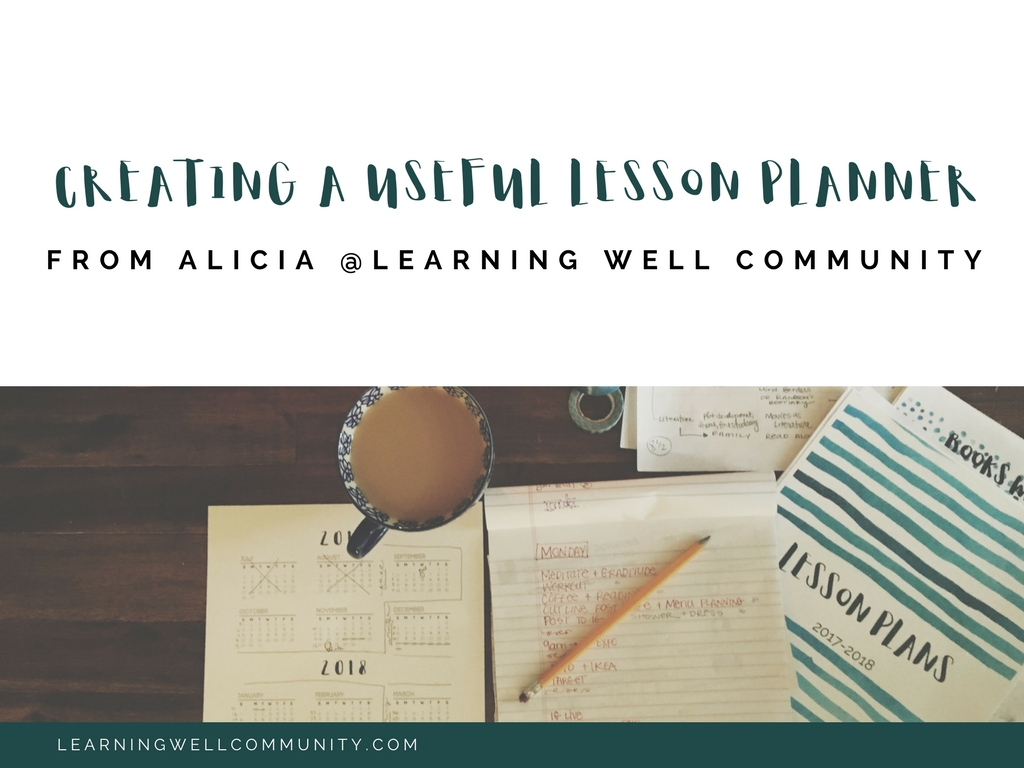You cook all the meals, run to all the activities, and teach all the things. The most helpful tool you can have is a useful homeschool lesson planner. This post will help you create that very thing. Bonus video, too!