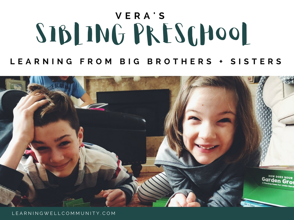 sibling preschool