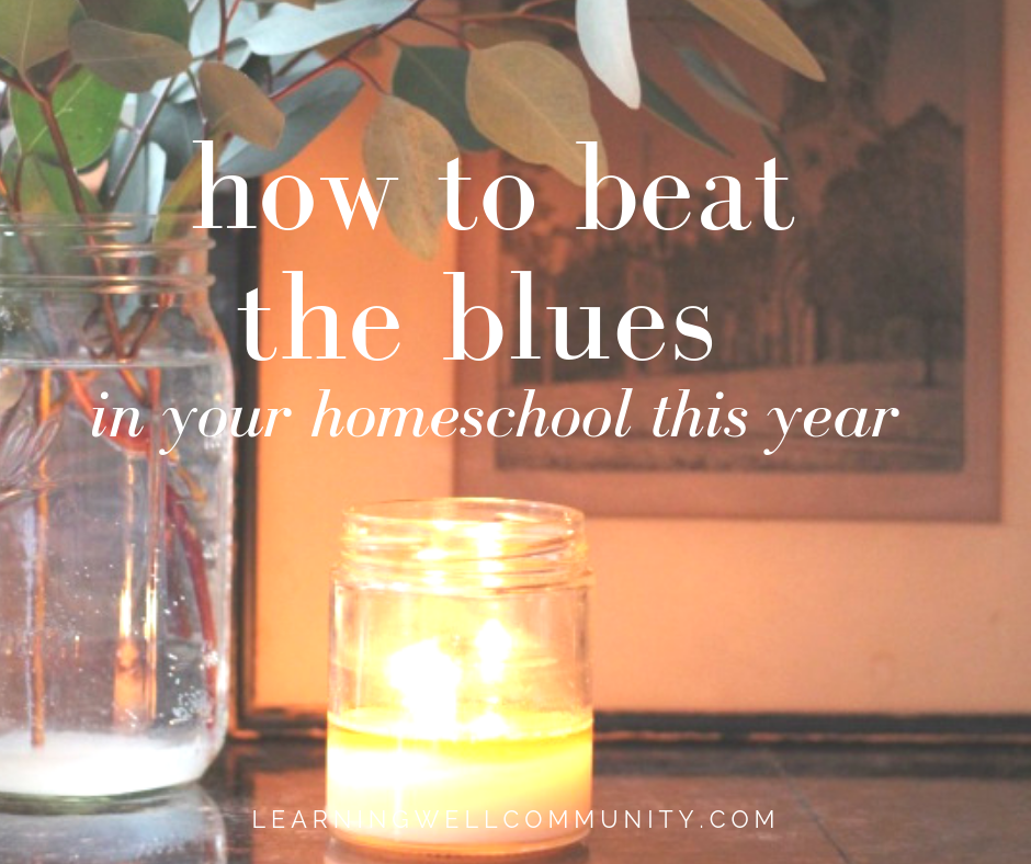 Winter homeschooling can get monotonous and difficult. They days might be shorter but they feel SO long! Here's everything you need for a great winter.