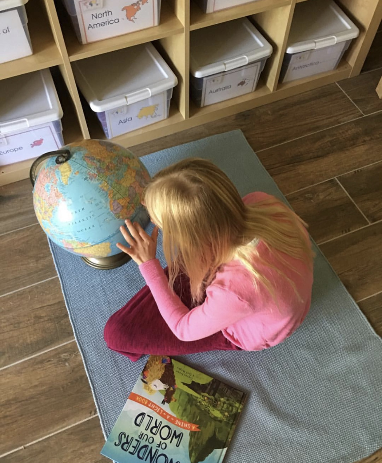 A Day in the Life of Jessica, Homeschool Mama of Two at the Learning Well Community