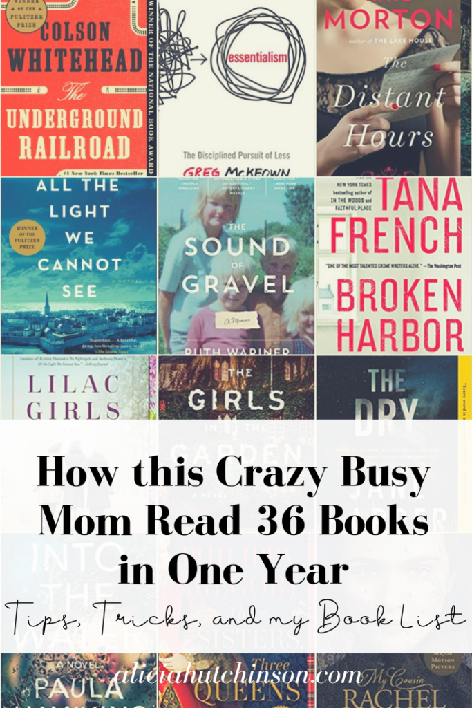 Here's my favorite books of 2017: the read alouds and fiction and non-fiction and how I read so much as a busy homeschooling mom of four!