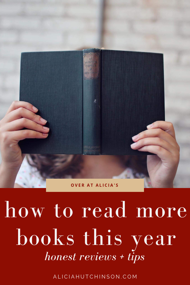 Want to read more books this year? Here's how two busy moms read a ton! Here's their super honest book reviews, tips and more.