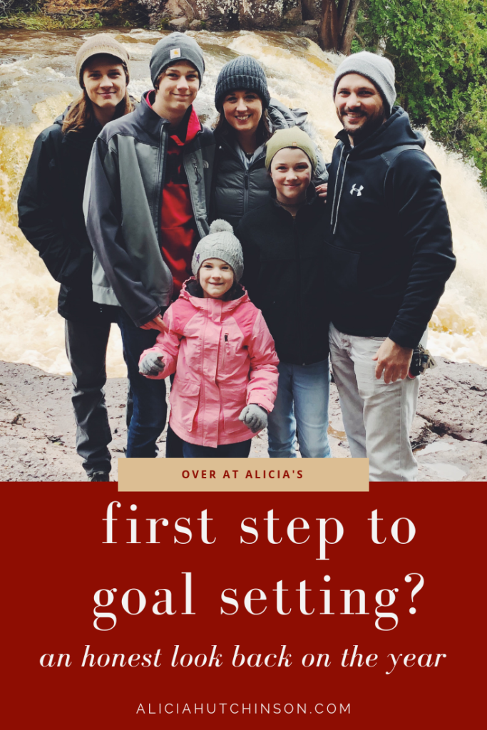 The first step to goal setting is to take a look back on your year and see what worked and what didn't. Here's how to do an honest assessment.