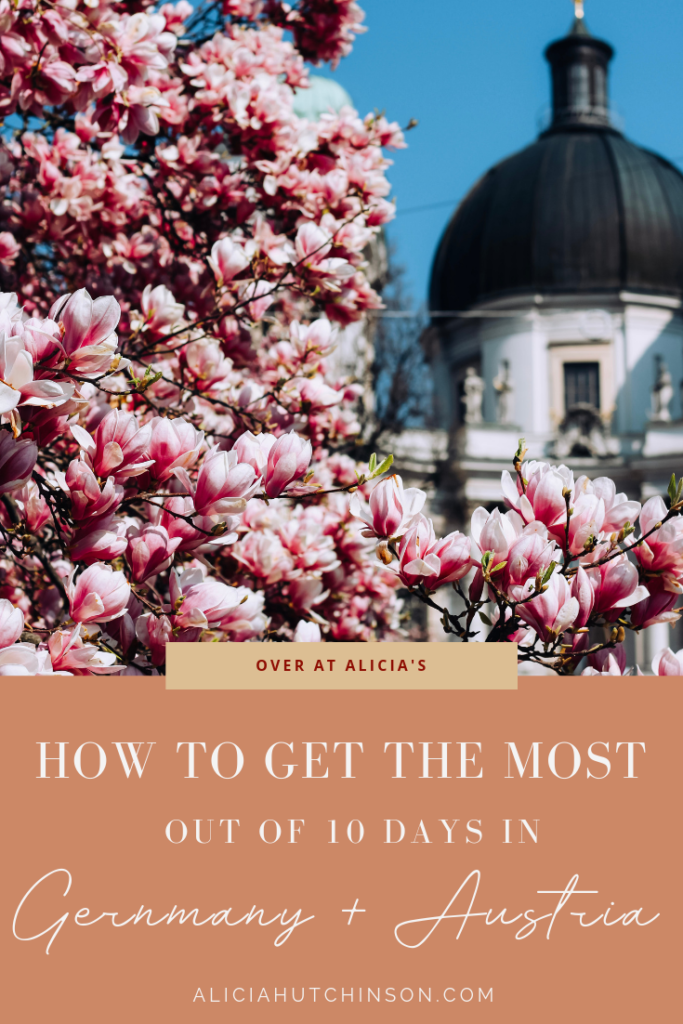 Planning a 10 day Germany and Austria itinerary that includes kids? Here's one family's real itinerary and how to see the most with least amount of hassle.