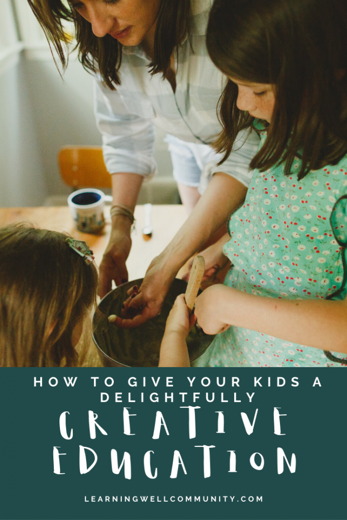 Do you feel like the magic is missing from your homeschool days? Here's everything you need to create a delightful education for your kids.