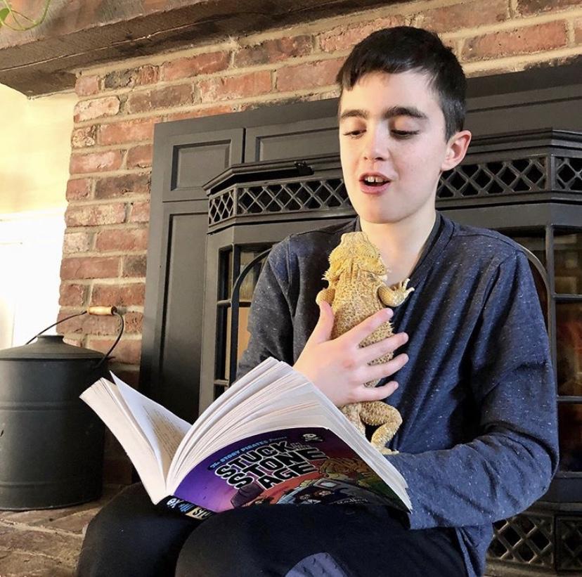 Reading Aloud Cait
