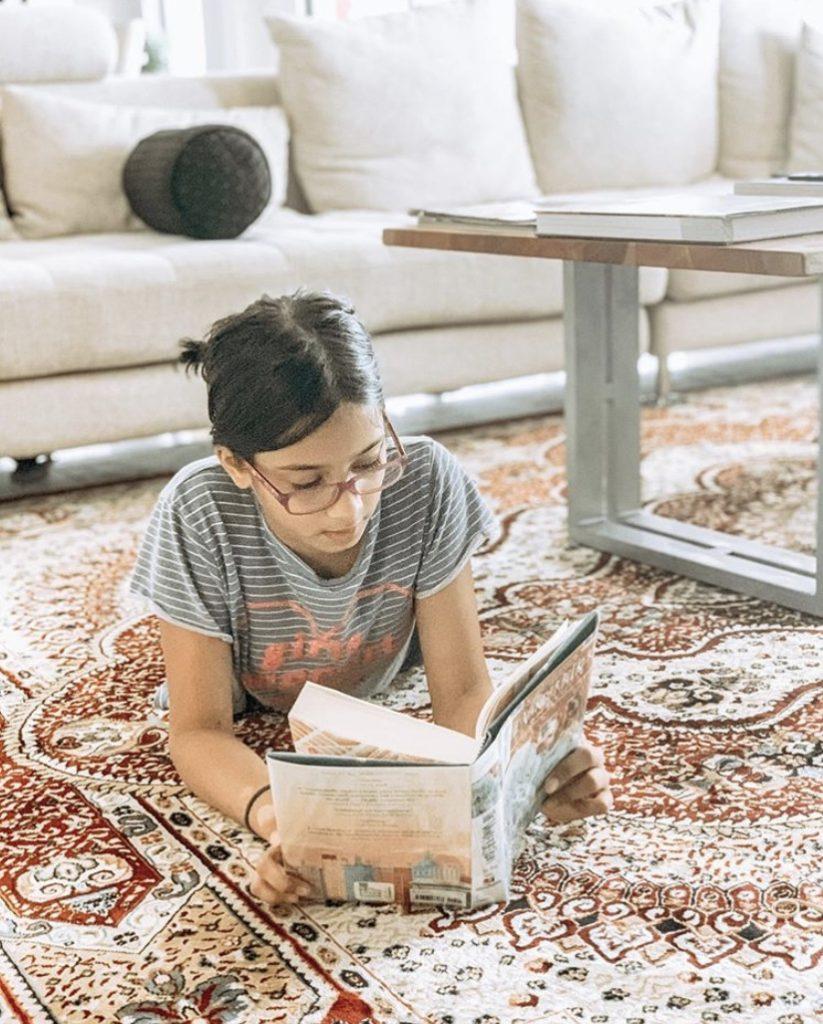 Reading Syeda