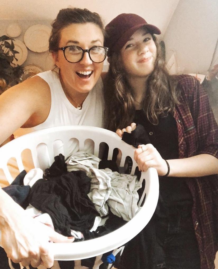 house chores alicia