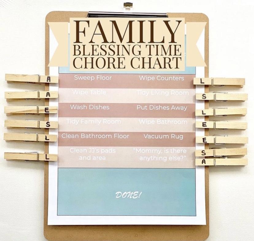 Family Blessing Min