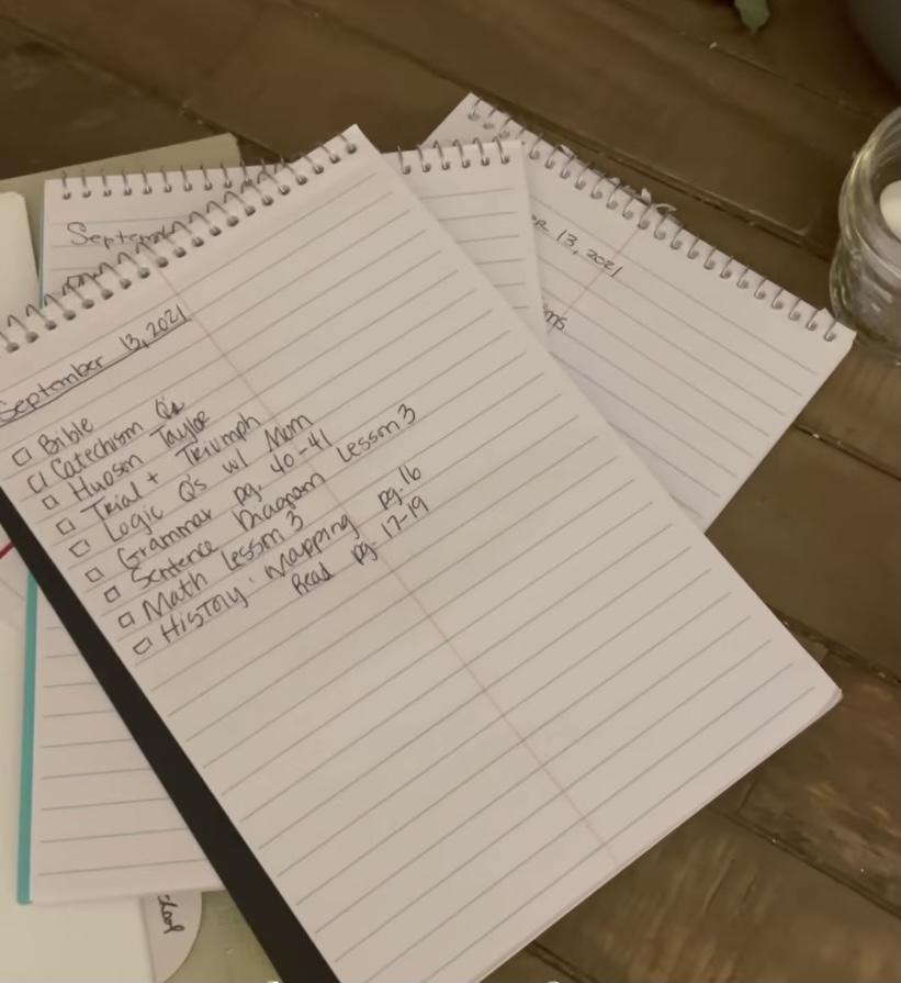 Notebooks Alicia
