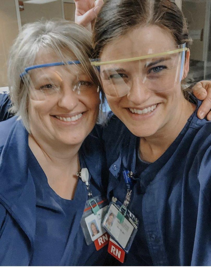 Julia ER Nurse