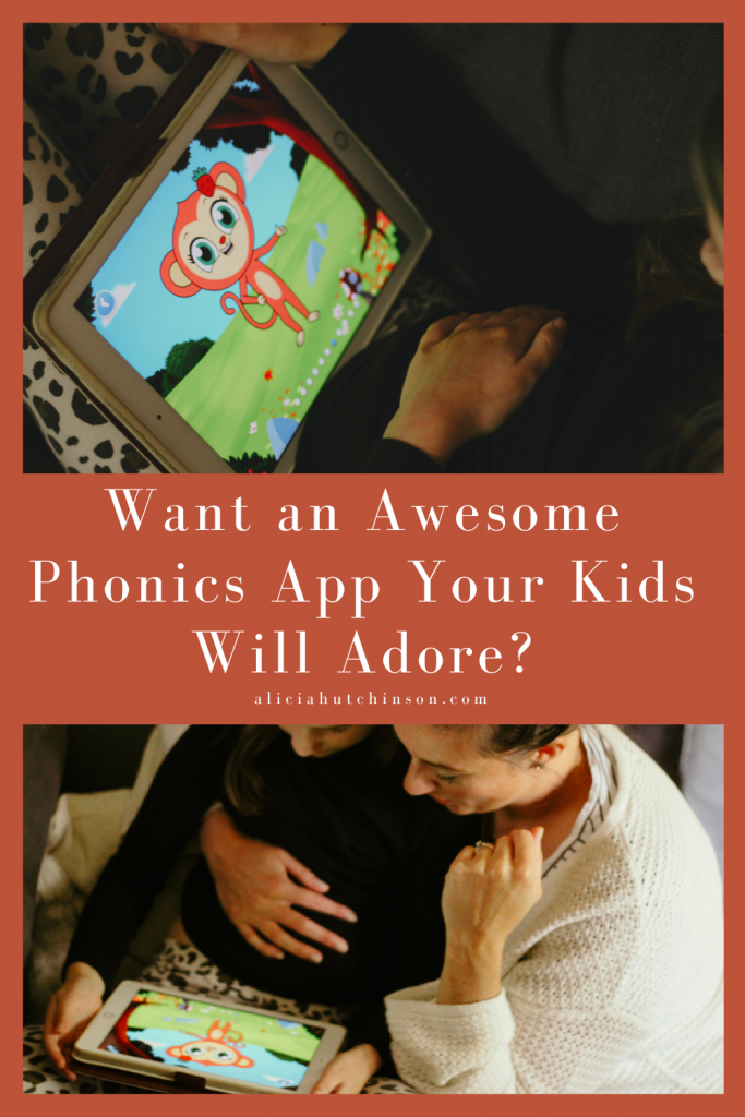 Looking for a phonics app this is proven to improve reading skills? Check out this review on HOMER reading and phonics app!