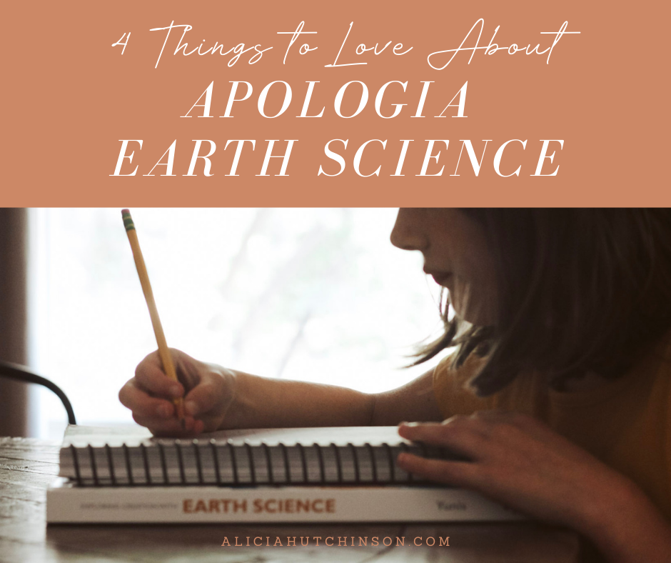 Apologia Earth Science Review