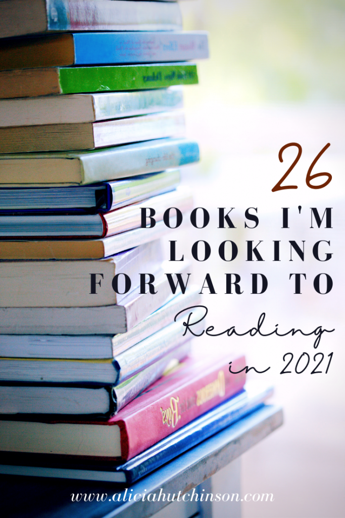 My book list is longer than the time I have to read them, but I love to keep a running list all the same! Here is my book list for 2021!
