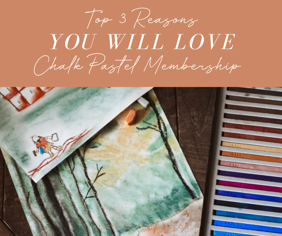 We can't get enough of our Chalk Pastel membership. Here are the TOP 3 reasons we love it and think you will too!
