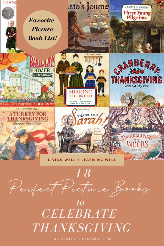 If you're looking for Thanksgiving picture books, you won't want to miss this amazing list of all our family's favorites!