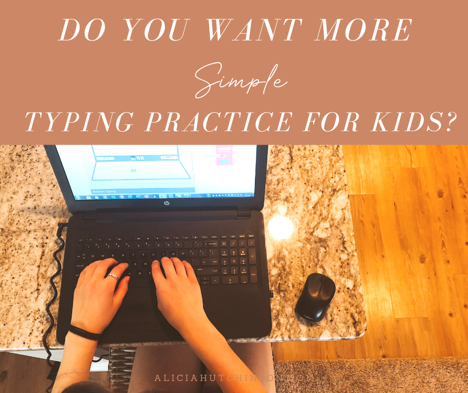 Teaching kids to type well is an essential skill. Typing practice for kids can be a daunting task, but here is a typing tool we love!